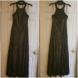 B Darlin Dresses - 👠👗 B Darlin Sequin long dress 👗🥿
